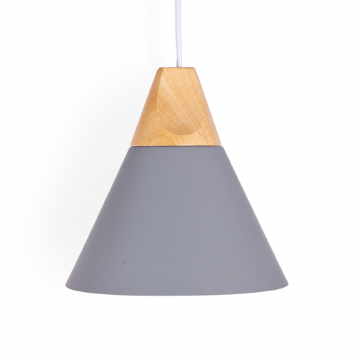 Sloped Pendant Ceiling Lights, Type A Grey